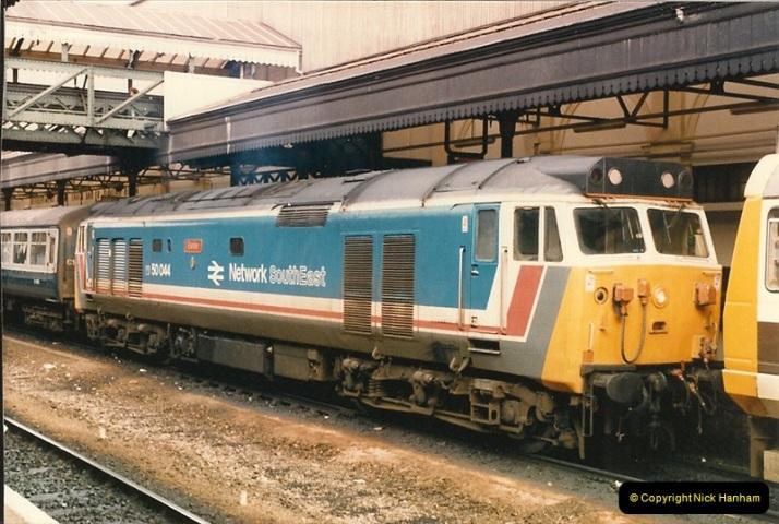 1987-02-23 Exeter St. Davids, Exeter, Devon.  (14)0442