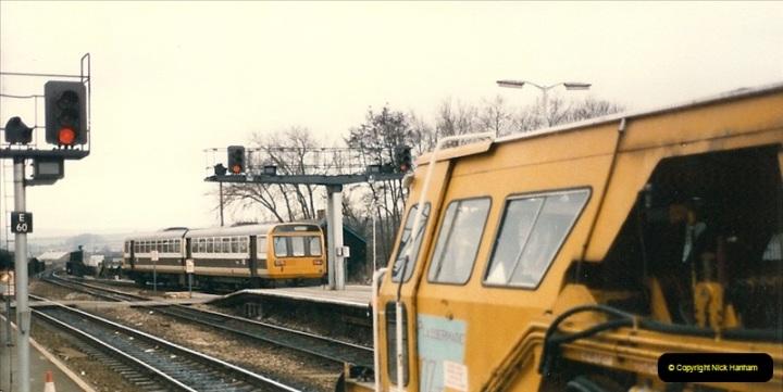 1987-02-23 Exeter St. Davids, Exeter, Devon.  (17)0445