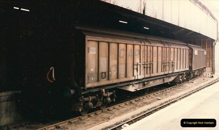 1987-02-23 Exeter St. Davids, Exeter, Devon.  (19)0447