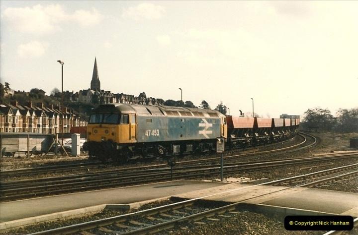 1987-02-23 Exeter St. Davids, Exeter, Devon.  (20)0448