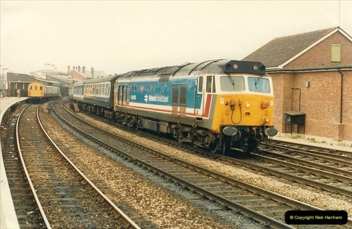 1987-04-15 Salisbury, Wiltshire.  (10)0487