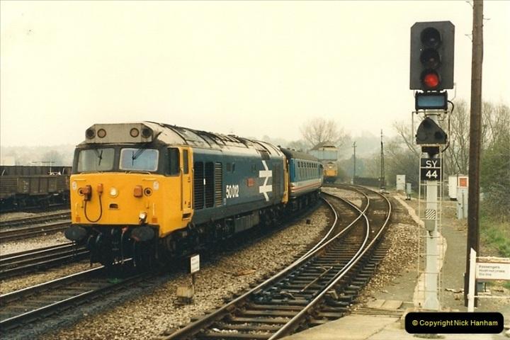 1987-04-15 Salisbury, Wiltshire.  (14)0491