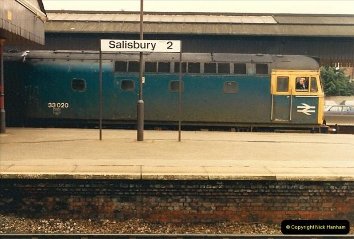 1987-04-15 Salisbury, Wiltshire.  (19)0496