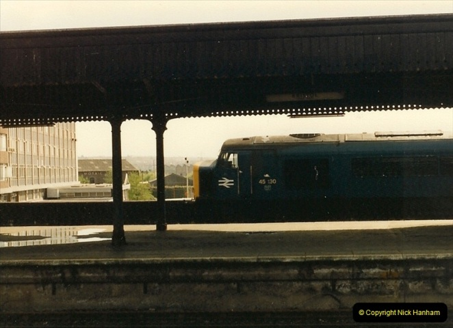 1987-05-02 Bristol Temple Meads, Bristol.  (3)0509