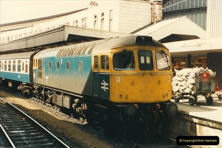 1987-05-02 Bristol Temple Meads, Bristol.  (7)0513