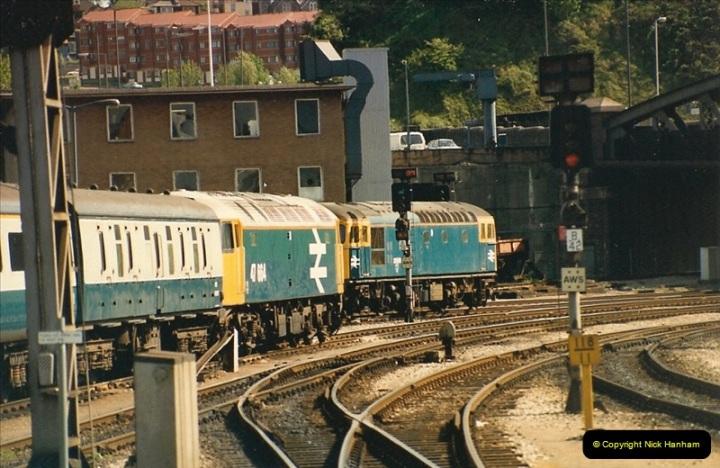 1987-05-02 Bristol Temple Meads, Bristol.  (35)0541