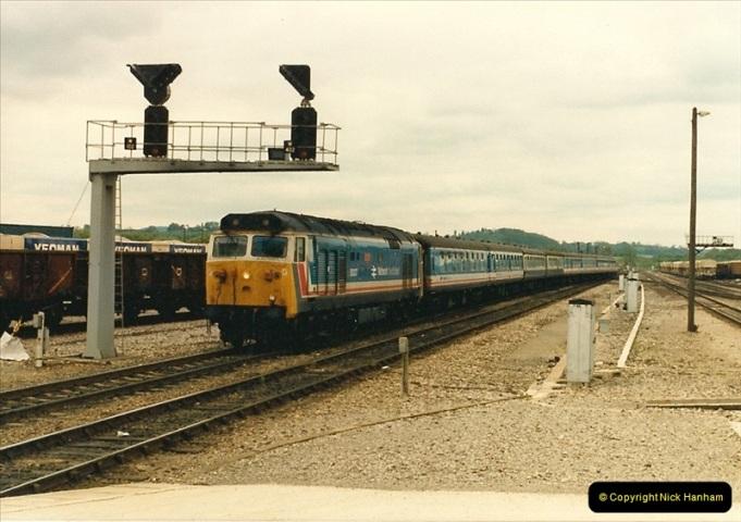 1987-05-03 Westbury, Wiltshire.  (1)0555