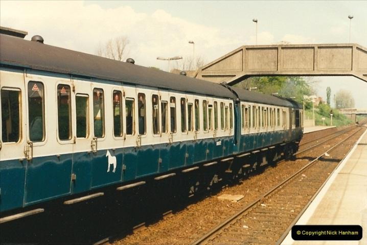 1987-05-04 Gillingham, Dorset.  (1)0573