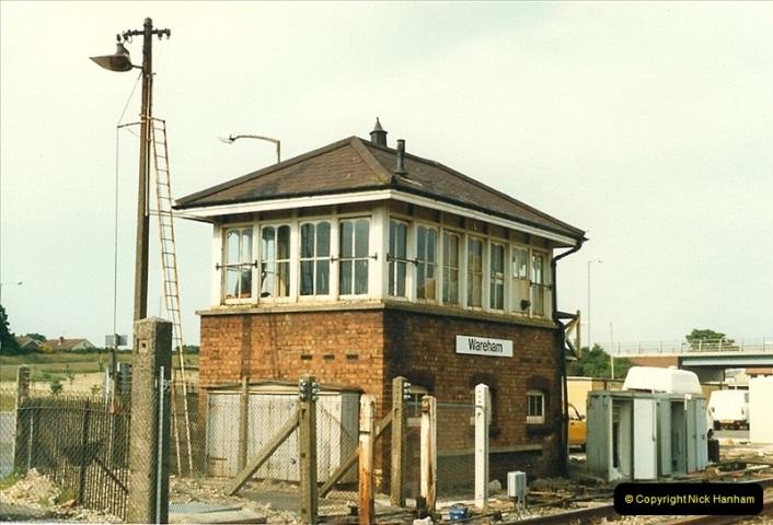 1987-06-01 Wareham, Dorset.  (1)0579