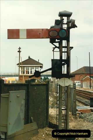 1987-06-01 Wareham, Dorset.  (2)0580
