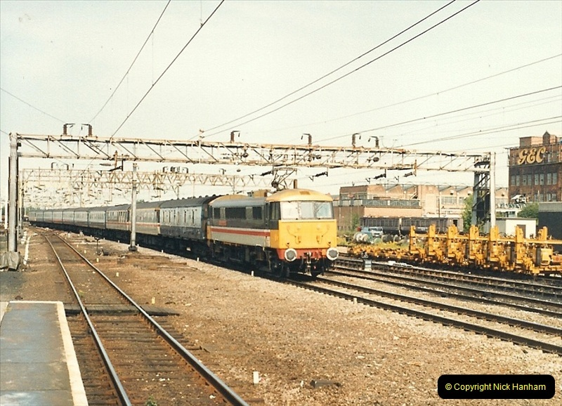 1987-07-12 to 15 Rugby, Warwickshire.  (4)(1)0593