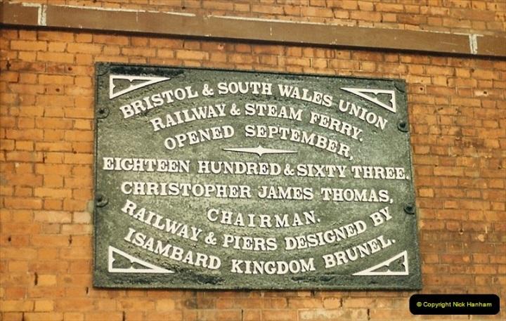 1987-08-21 to 23 Bristol Temple Meads, Bristol. (1)0633