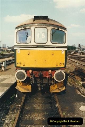 1987-08-21 to 23 Bristol Temple Meads, Bristol. (12)0644