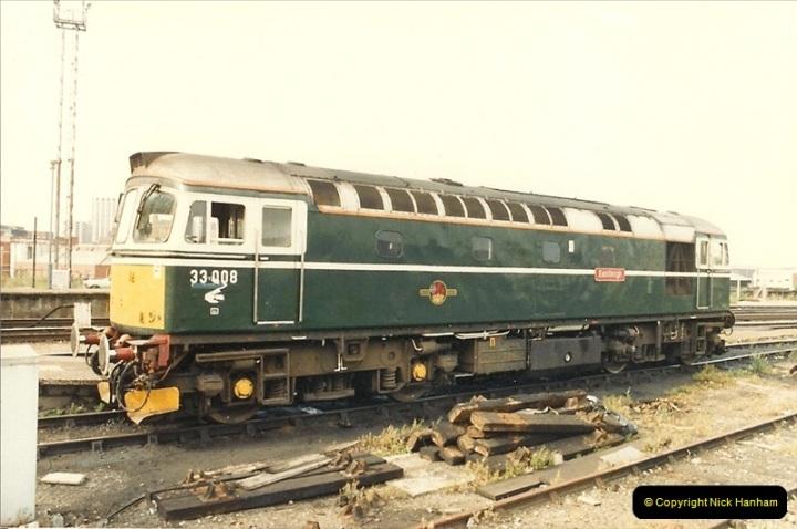 1987-08-21 to 23 Bristol Temple Meads, Bristol. (13)0645