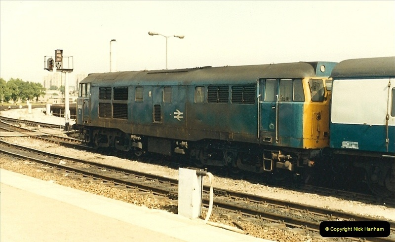 1987-08-21 to 23 Bristol Temple Meads, Bristol. (14)0646