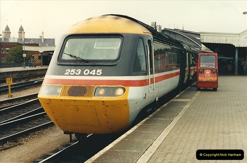 1987-08-21 to 23 Bristol Temple Meads, Bristol. (32)0664