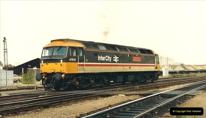 1987-08-21 to 23 Bristol Temple Meads, Bristol. (53)0685