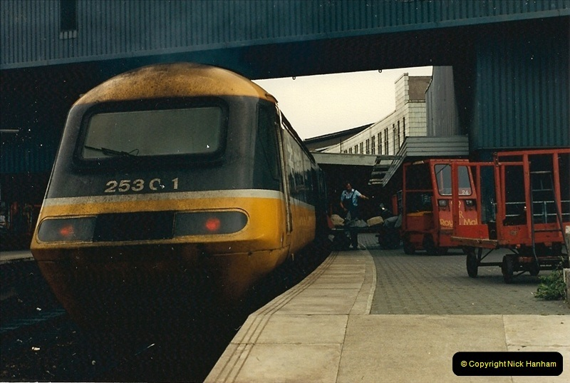 1987-08-21 to 23 Bristol Temple Meads, Bristol. (70)0702