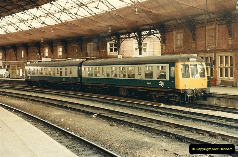 1987-08-21 to 23 Bristol Temple Meads, Bristol. (74)0706