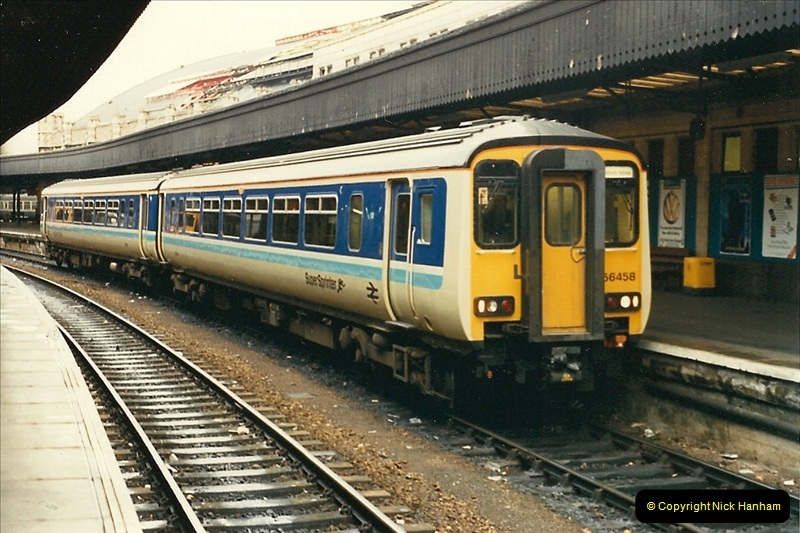 1989-01-17 Bristol Temple Meads, Bristol.  (5)0005