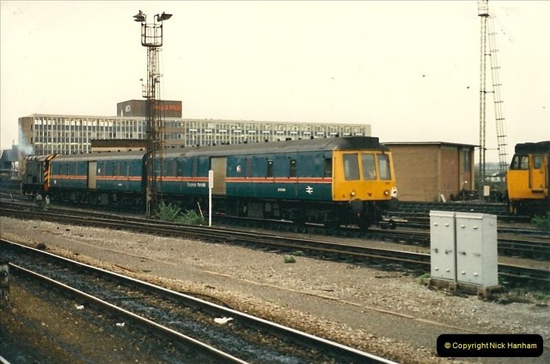1989-01-17 Bristol Temple Meads, Bristol.  (7)0007