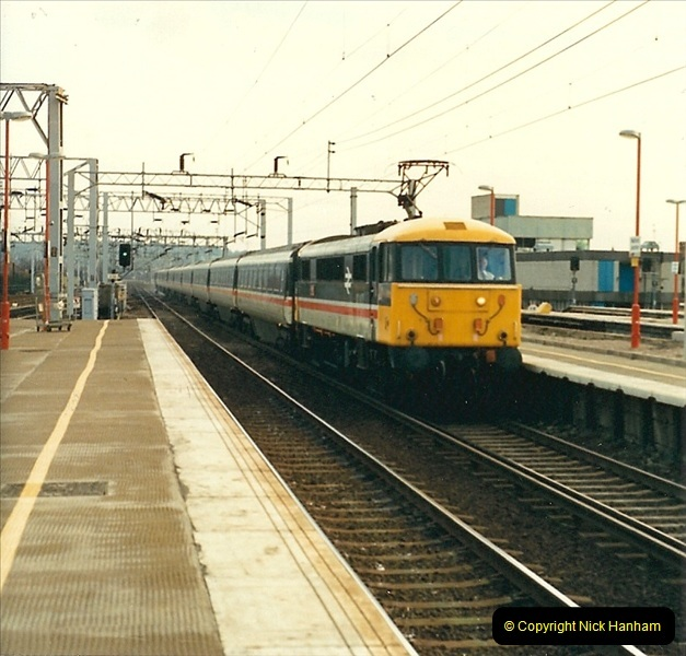 1989-02-11 Watford, Hertfordshire.  (19)0035