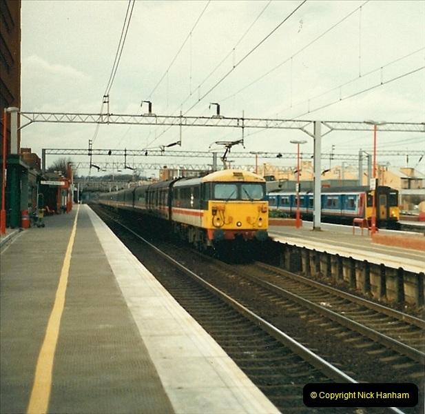 1989-02-11 Watford, Hertfordshire.  (20)0036