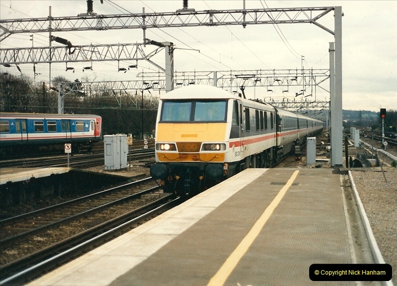 1989-02-11 Watford, Hertfordshire.  (26)0042