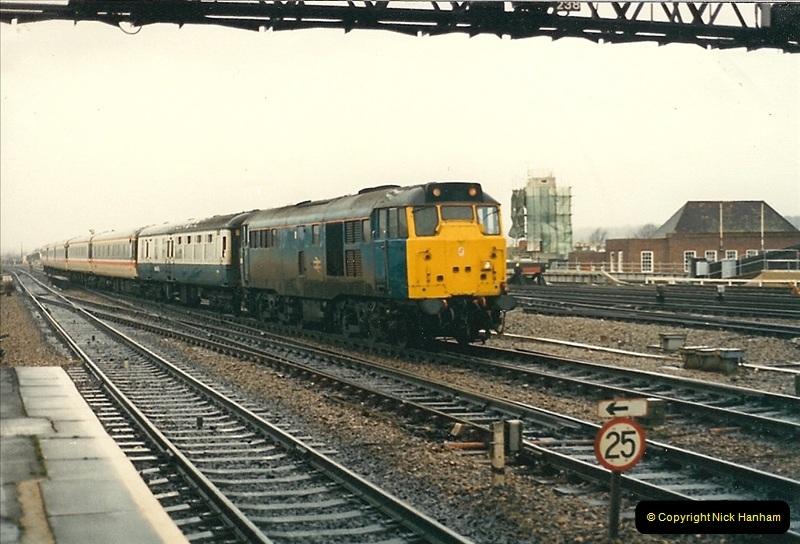 1989-02-14 Hook, Hampshire.  (1)0089