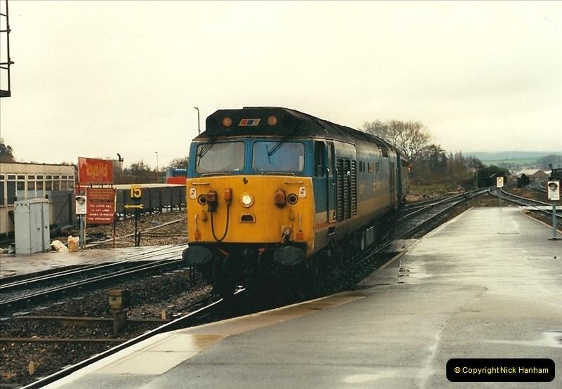 1989-02-25 Exeter St. Davids, Exeter, Devon.  (19)0130