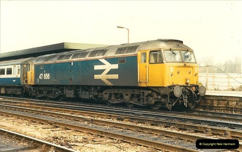 1989-03-31 Oxford, Oxfordshire.  (15)0161