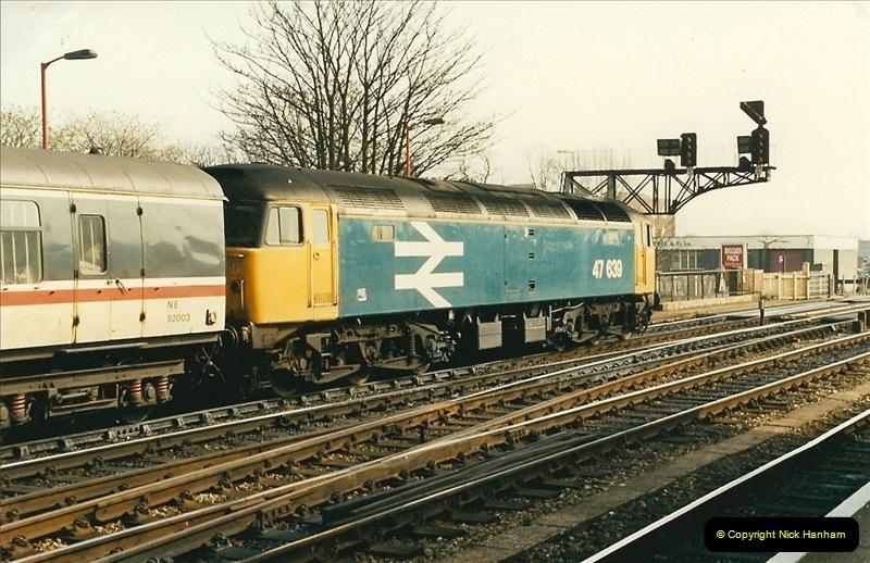 1989-03-31 Oxford, Oxfordshire.  (29)0175