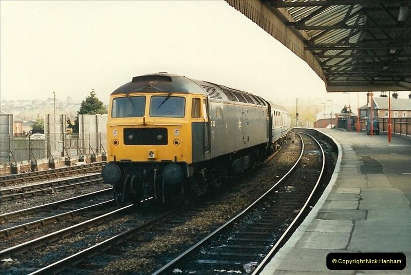 1989-04-03 Salisbury, Wiltshire.  (10)0188