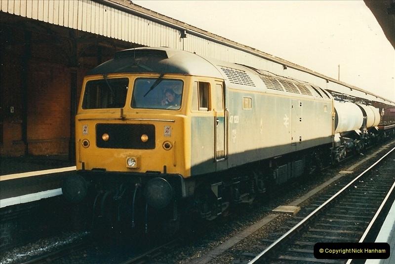 1989-04-03 Salisbury, Wiltshire.  (11)0189