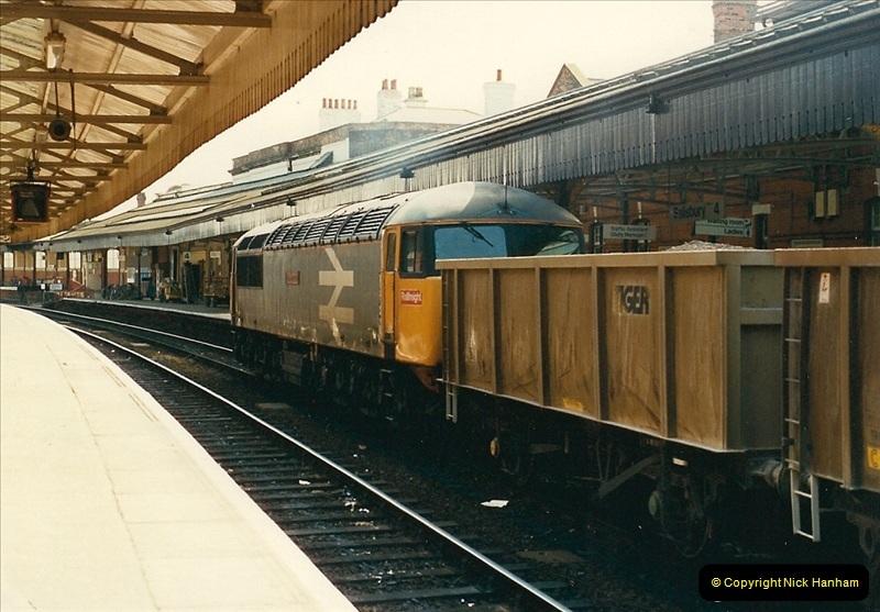 1989-04-03 Salisbury, Wiltshire.  (21)0199