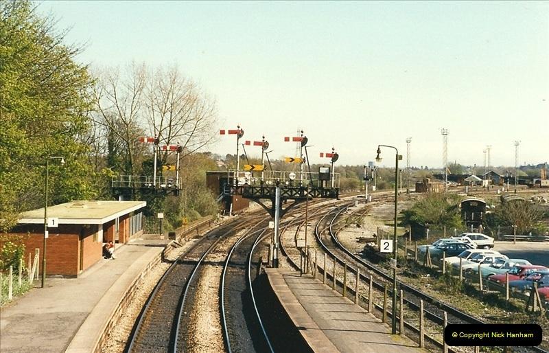 1989-04-14 Radyr, Cardiff, South Wales.  (2)0224