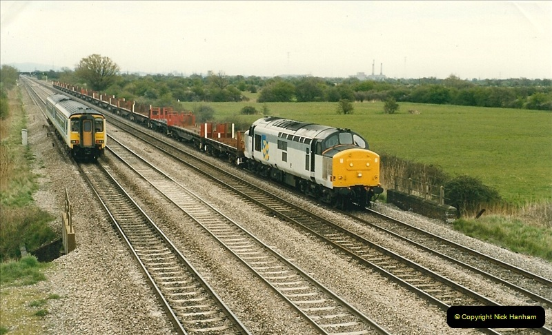 1989-04-16 Between Cardiff & Newport, South Wales.  (1)0260
