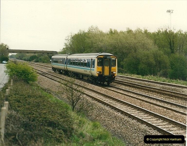 1989-04-16 Near Llanwern, Cardiff, South Wales.  (2)0265