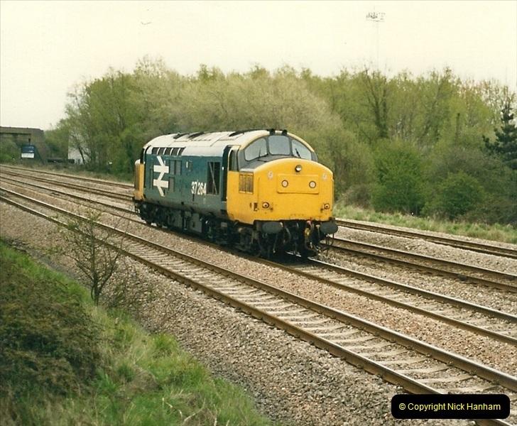 1989-04-16 Near Llanwern, Cardiff, South Wales.  (3)0266