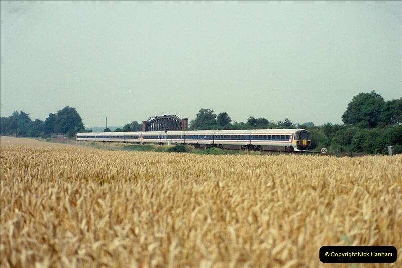 1989-07-25 Battledown Flyover, Basingstoke, Hampshire.  (5)0337