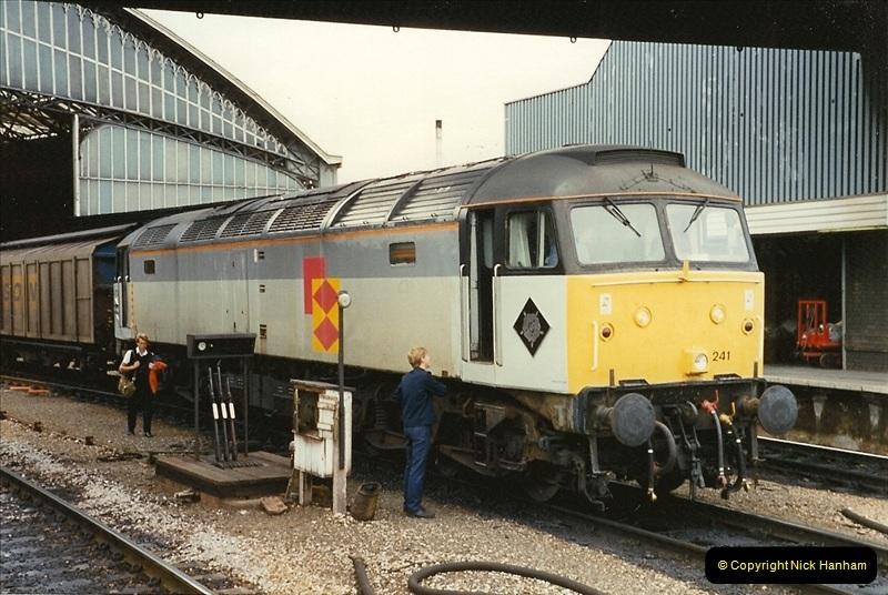 1989-08-18 Bristol Temple Meads, Bristol.  (1)0347