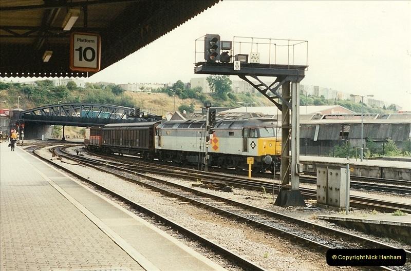 1989-08-18 Bristol Temple Meads, Bristol.  (8)0354