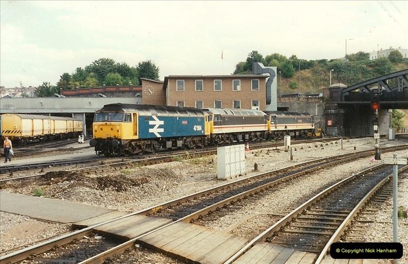 1989-08-18 Bristol Temple Meads, Bristol.  (9)0355