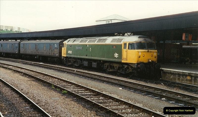 1989-08-18 Bristol Temple Meads, Bristol.  (19)0365