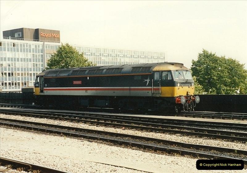 1989-08-19 Bristol Temple Meads, Bristol.  (4)0372