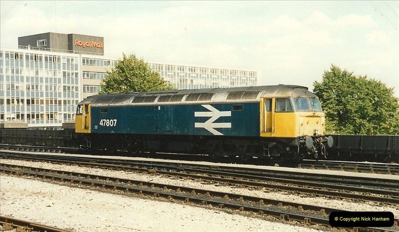 1989-08-19 Bristol Temple Meads, Bristol.  (6)0374