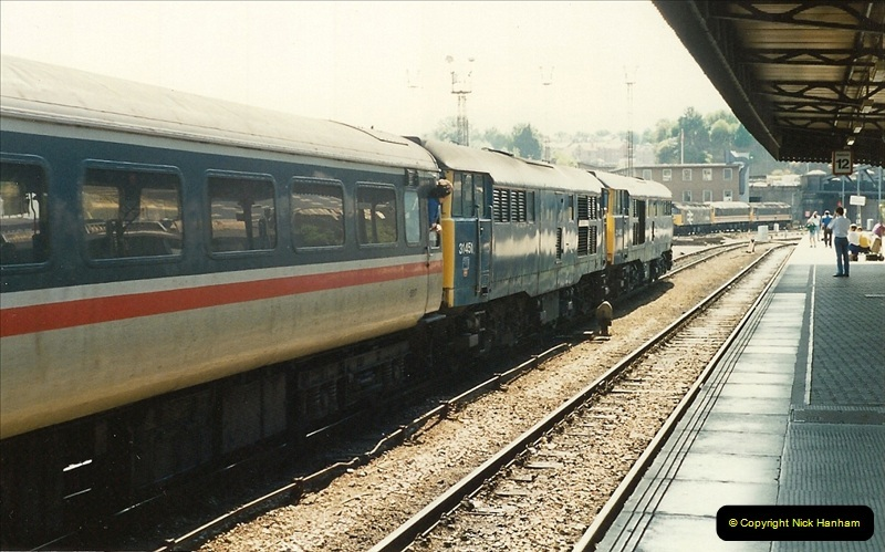 1989-08-19 Bristol Temple Meads, Bristol.  (16)0384