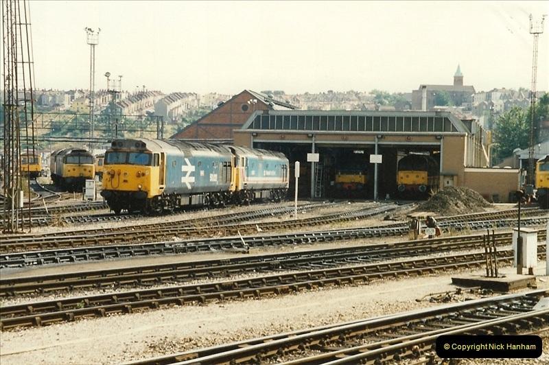 1989-08-19 Bristol Temple Meads, Bristol.  (20)0388