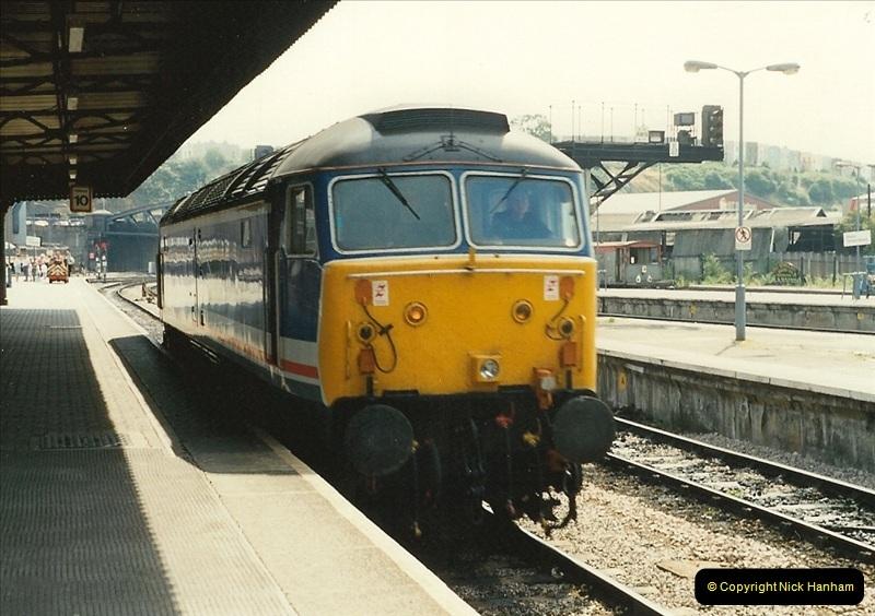 1989-08-19 Bristol Temple Meads, Bristol.  (24)0392