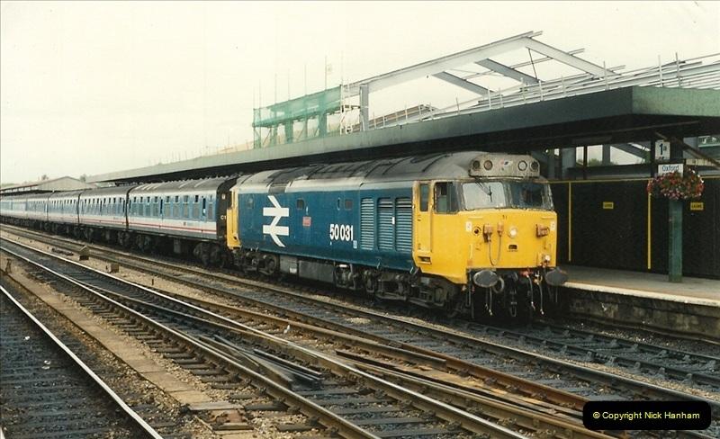 1989-09-01 Oxford, Oxfordshire.  (9)0435